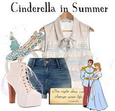 Cinderella-In-Summer