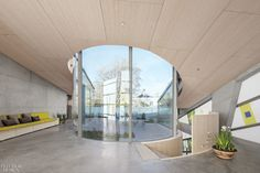At Steven Holl's Maggie's Barts Support Center in London, Cancer Patients Find Uplift