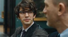Just watched Skyfall- doing some Eyeglass and Hair Research