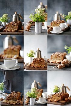 Food Photography Lighting, Food Photography Styling, Food Styling, Banana Bread Image, Chocolate Chip Banana Bread, Food Presentation, Food Design, Food Art, Food Videos