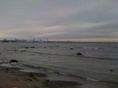 Tallin. Seaview