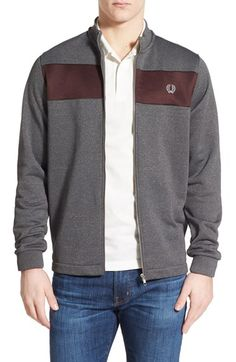 Fred Perry 'Bradley Wiggins Collection' Track Jacket