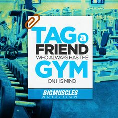 Take a look at the image & comment the name of the #fitness freak! #BigMusclesNutrition