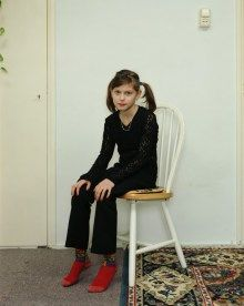 Almerisa, by Rineke Dijkstra