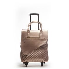 HANG Rose Metallic Trolley Bag – The Passionate Collector
