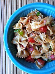 bow-tie pasta supreme