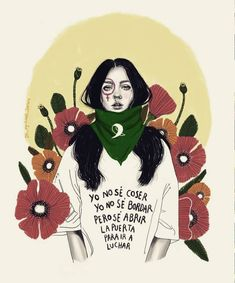 Song for niñes Feminist Quotes, Feminist Art, Illustrations, Illustration Art, Power Girl, Wall Collage, Cartoon Art, Art Drawings, New Art