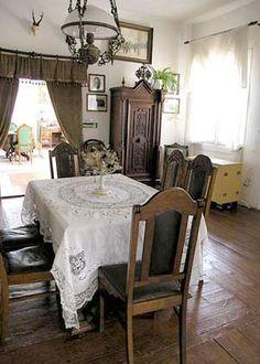 GCKCziS Szczurowa - Dwory Victorian Home Decor, Victorian Homes, Modern Interior, Interior And Exterior, Irish Cottage, Dream House Interior, Mansions Homes, Grey Bathrooms, Farmhouse Style