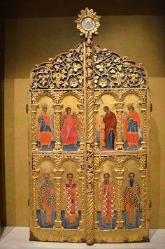 Фотографии на стене сообщества Byzantine Icons, Art Carved, Orthodox Icons, Advent Calendar, Photo Wall, Carving, Community, Holiday Decor, Empire