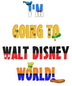 definately posting this on my facebook wall the day i leave for Disney!