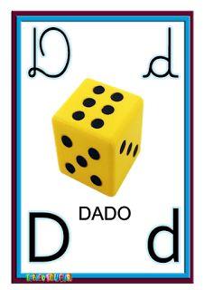 Alfabeto ilustrado colorido cartazes de parede - SÓ ESCOLA Logic Games, Alphabet, Homeschool, Clip Art, Toys, Cards, Lucca, Gabriel, 1
