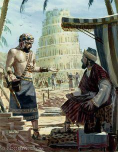 Genesis 11: tower of babel