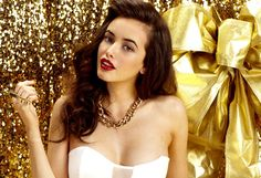 #lulusholiday Sparkles, sequins, metallics and more in our Haute Holiday lookbook!