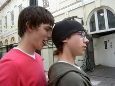 Nicholas Hoult and Mike Bailey Skins Generation 1, Mike Bailey, Skin Aesthetics, Skins Uk, Nicholas Hoult, Cultura Pop, Best Shows Ever, Movies Showing, Cassie