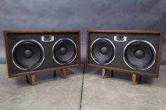 Hifi Speakers, Monitor Speakers, Hifi Audio, Audio Design, Speaker Design, Altec Lansing, Audio Studio, Electronics Companies, Hi Fi System