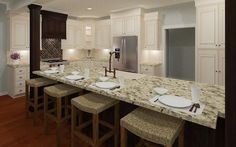 Kitchen/Cabinet/Slab/Doors/Remodel/Design/Hatchett