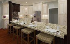 Kitchen/Cabinet/Slab/Doors/Remodel/Design/Hatchett