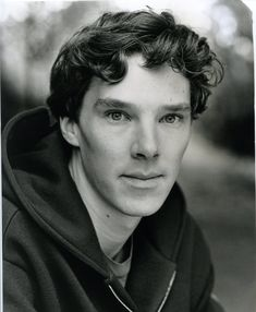 Benedict Cumberbatch #2, the cheekbones...