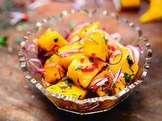 Ceviche de Mango (Mango Ceviche) From Ceviche: Peruvian Kitchen | Serious Eats : Recipes