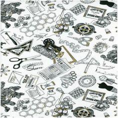 A-stitch-in-time-couture-Essentials-Patchwork-100-tissu-de-coton-NUTEX
