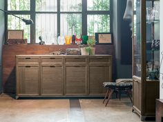 Credenza Con Vetri Colorati : 45 best credenze e madie images on pinterest in 2018 armoire