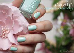 essie - blossom dandy ♥ In Love With Life ♥