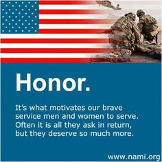 honor & courage