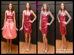 Tickled Pink Pink Martini, Prom Dresses, Formal Dresses, My Design, My Style, Clothing, Inspiration, Collection, Fashion