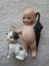 Antique 1915 O'Neill Kewpie with Doodle