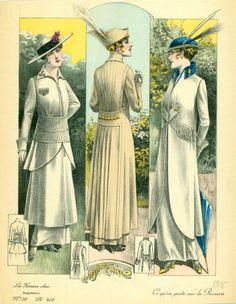 Coats, 1915