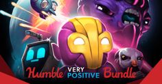 Humble Very Positive Bundle releases now -  Since it is a challenge to think pay what you want #deals without #HumbleBundle coming to mind. Hence this latest mayhem of gaming news, Humble Very Positive Bundlelaunches a positive vibe. And since this #newbundle is available for Linux, Mac and Windows PC. Accentuating the very positive... https://wp.me/p7qsja-dBV, #Drm-Free, #Games, #HumbleBundle, #HumbleVeryPositiveBundle, #Mac, #PayWhatYouWant, #Pc, #Steam