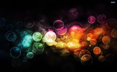 nice Abstract Bubbles 1039329 Wallpaper Wallpaper