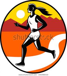 Find Female Runner Mountains Oval Retro stock images in HD and millions of other royalty-free stock photos, illustrations and vectors in the Shutterstock collection. Thousands of new, high-quality pictures added every day. Female Runner, Olympic Sports, Retro Illustration, Sports Art, Outdoor Recreation, American Football, Retro Fashion, Royalty Free Stock Photos, Mountains