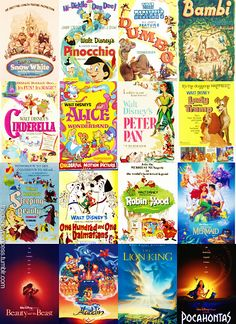 Old Disney.
