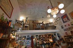 • I • H • O • N • Interior _ with Csendes - A Pesti Szatócs // Inner City Concept Store [ http://on.fb.me/1lGfRCM ] #csendes #csendesconceptstore #generalstore #handcrafted #handmade #organic #reclaimed #vintage #interior © Gergo Biro and David Szoke, VLMI Produktív [ http://on.fb.me/1SQQddb ], Budapest, HU
