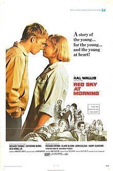 1971, Red Sky at Morning