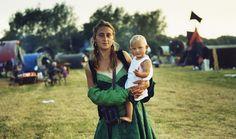 Ciganos na Europa - O Globo Novos ciganos. Ensaio do fotógrafo Iain McKell. Crédito: Divulgação