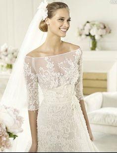 Elie Saab Wedding bridal Gown Style folie I LOVE THIS!