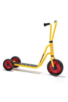 3 WHEEL SCOOTER >>> Read more reviews of the product by visiting the link on the image. 3 Wheel Scooter, Kids Scooter, Pro Scooters, Push Bikes, 3rd Wheel, Kids Store, Tricycle, Motor Skills, Powder Coating