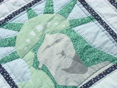 The quilt that dreams are made of ~ Romantic country Wedding Ring Embroidery Wildflower Vermicelli Earth tones quilt! Don't miss out; for a great cause; the 2012 Hay & Feed fund!