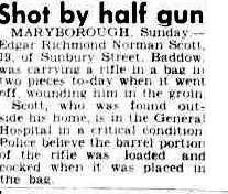 23 April 1951 The Courier Mail: