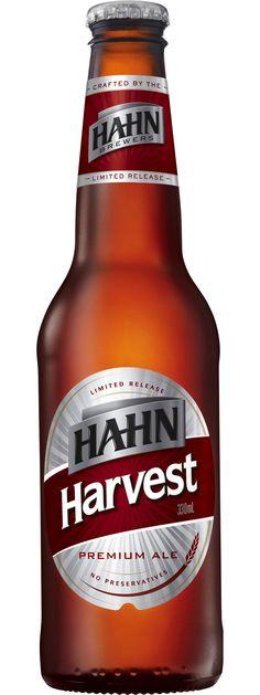 Hahn: Harvest Premium Ale
