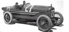 HUDSON - SUPER  SIX  RACER - 1917