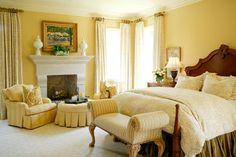 BEDROOM – Guest bedroom – Bella Rosa Court - traditional - bedroom - little rock - Tobi Fairley Interior Design