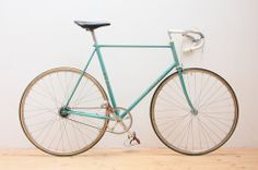 Aende Vintage 1970s Time Trial/Fixed Gear Bike - For Sale