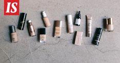Otimme testiin joukon meikkivoiteita, jotka lupaavat kasvoille niin hehkua, kuultoa, kaunistusta kuin kiinteytystä. Laura Mercier, Chameleon, Lipstick, My Style, Beauty, Chameleons, Lipsticks, Cosmetology
