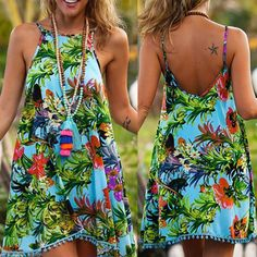 7385e173c64 P0017 New Women Summer Casual Sleeveless Evening Party Cocktail Beach Short  Mini Dress Price    18.99