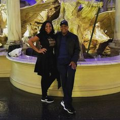 I love doing life with him! #Love #fun #marriedliferocks #vegasvip