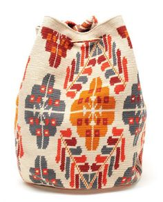 """New Cheap Bags. The location where building and construction meets style, beaded crochet is the act of using beads to decorate crocheted products. """"Crochet"""" is derived fro Crochet Chart, Bead Crochet, Crochet Stitches, Tapestry Bag, Tapestry Crochet, Mochila Crochet, Knit Basket, Boho Bags, Knitting Charts"""