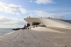 Lisszabon új múzeuma MAAT